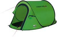 High Peak Vision 2 - Pop-up tent - Groen