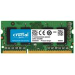 Crucial 4GB DDR3-1600 SO-DIMM CL11