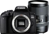 Canon EOS 800D + Tamron 16-300mm F/3.5-6.3 Di II VC PZD Macro