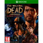 Telltale The Walking Dead The Series A New Frontier
