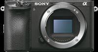 Sony α6500 + 18–105 mm