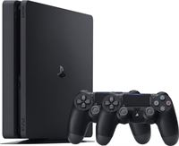 Sony Playstation 4 + 2 Controller