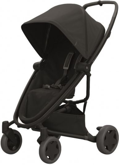 Quinny Zapp Flex Plus Black Black