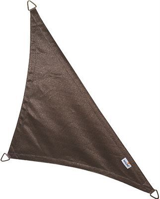 Schaduwdoek Bol Com.Nesling Schaduwdoek Driehoek 90 4 X 4 X 5 7 Antraciet Prijzen Op