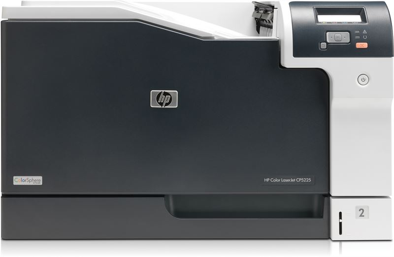 HP LaserJet CP5225 Color LaserJet Professional CP5225n Printer