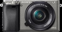 Sony α A6000 + 16-50mm + Accu