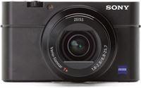 Sony DSC-RX100 III + grip ag-r2 + tas lcs-rgx