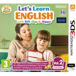 Nintendo Let's Learn English with Biff, Chip & Kipper Nintendo 3DS