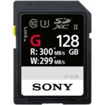 Sony SF-G UHS-II 128 GB