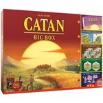 999 Games De Kolonisten van Catan: Big Box