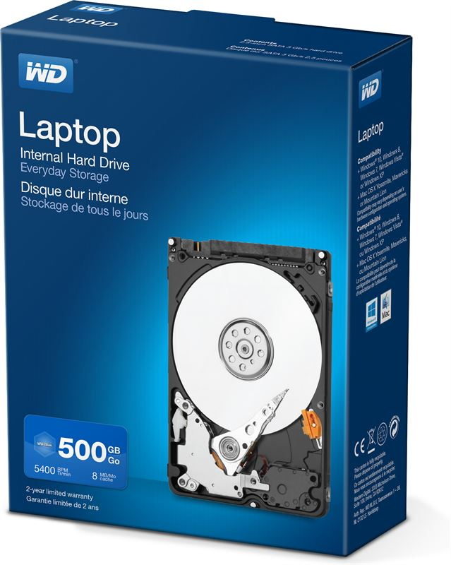 Western Digital Laptop Everyday