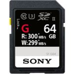 Sony SF-G UHS-II 64 GB