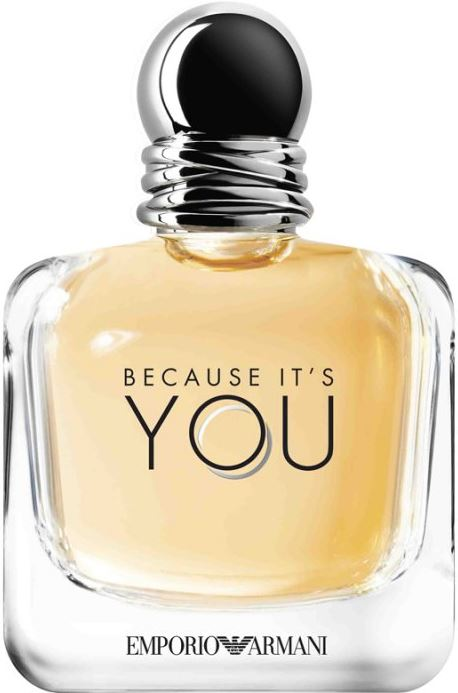 Armani Because it's You Eau de Parfum Spray 100 ml