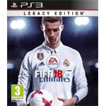 Electronic Arts FIFA 18 - PS3