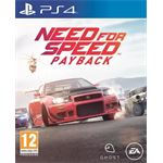 Electronic Arts Need for Speed Payback- PS4