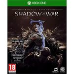 Warner Bros. Interactive Middle-Earth: Shadow of War PS4
