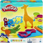 Play-Doh Play-Doh Safari kneedwereld