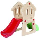 little tikes Hide and Seek Climber - Speelhuis Met Glijbaan