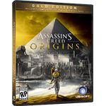 Ubisoft Assassin's Creed Origins - Gold Edition, PS4 PlayStation 4