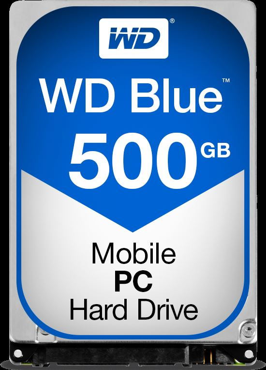 Western Digital Blue PC Mobile