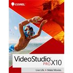 Corel Video Studio X 10 Pro Nederlands Frans Engels Windows