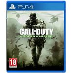 Activision Call of Duty: Modern Warfare Remastered - PS4