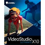 Corel Video Studio X 10 Ultimate Nederlands Frans Engels Windows