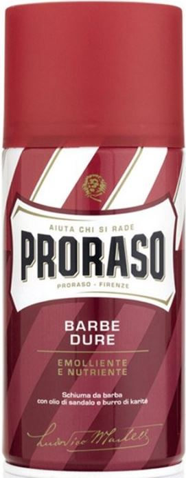 Proraso Red Scheerschuim 400 ml
