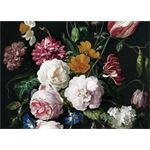 KEK Amsterdam Behang Golden Age Flowers lll - 8-baans