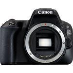 Canon EOS 200D zwart