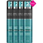 John Frieda Luxurious Volume Hairspray Forever Full Voordeelverpakking 4x250ml