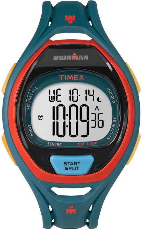 Timex Ironman Sleek 50 Color Block Everglade