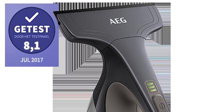 AEG wx7 ruitenreiniger – getest door het testpanel