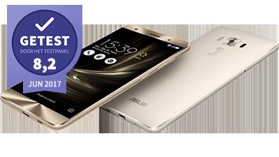 Asus Zenfone 3 – getest door het testpanel