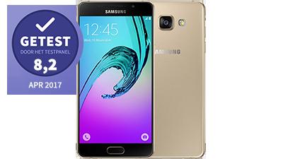 Samsung Galaxy A5 – getest door het testpanel