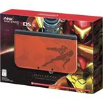 Nintendo NEW 3DS XL Samus Edition rood, roze