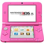 Nintendo New 3DS XL wit, roze