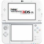 Nintendo New Nintendo 3DS XL - parel wit wit