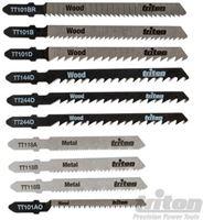 Triton 10-delige decoupeerzaagbladen set