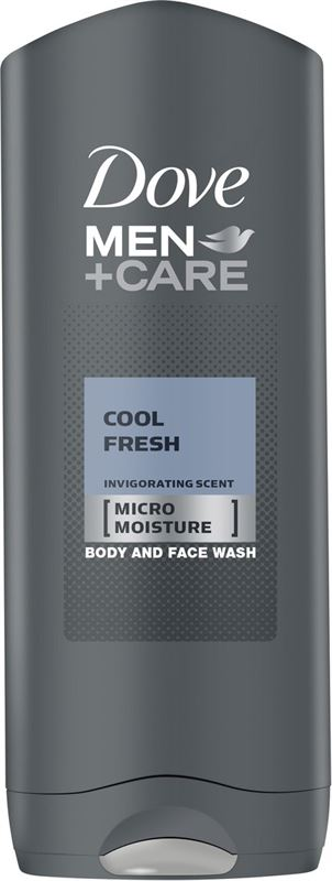 Dove Men+Care Cool Fresh - 400 ml - Douche Gel