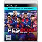 Konami Pro Evolution Soccer 2018 (Premium Edition