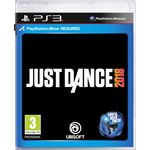 Ubisoft Just Dance 2018 - PS3