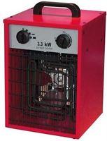 Perel Elektro Elektrische Kachel Verwarming Hete Lucht Heater 3300 Watt