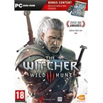 Namco Bandai The Witcher 3: Wild Hunt PC