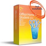 Microsoft Office inclusief installatie - Office Home And Student 2010 - Download
