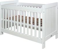 Bopita Bed Basic Wood White Wash