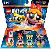 LEGO Dimensions - Team Pack - Powerpuff Girls (Multiplatform