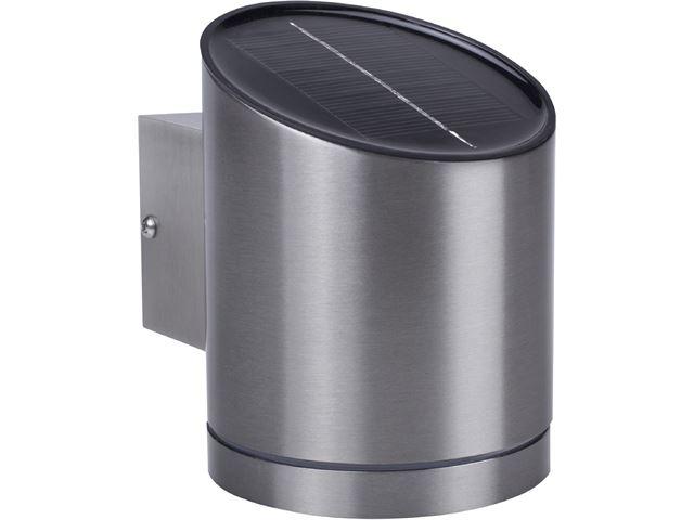 Solar Wandlamp Tuin : Ranex gws ds led solar wandlamp specificaties kieskeurig