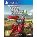 Focus Home Interactive Farming Simulator 17 - Platinum Edition - PS4
