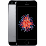 Apple iPhone SE zwart, grijs / 16 GB